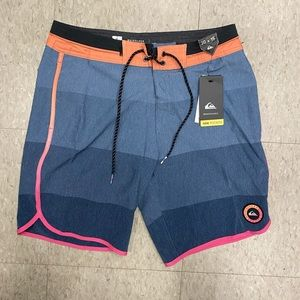 NWT quicksilver boardshorts size 30